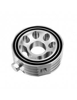 PMC Motorsport Oil filter lid (cap) with oil cooler fittings and 3 sensor ports BMW M52 M54 M56